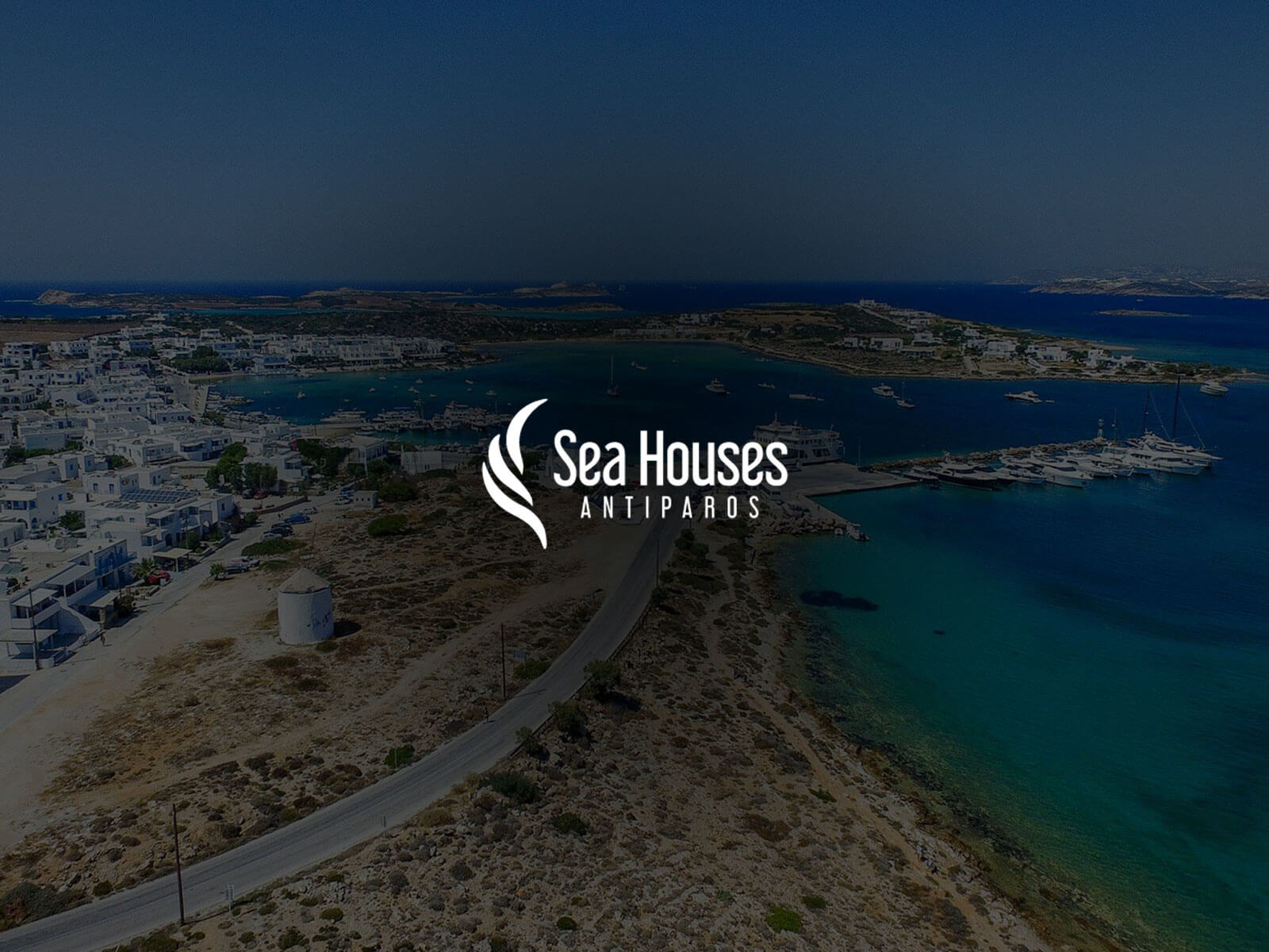 Sea Houses Antiparos